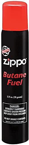 Zippo 3807 Butane Fuel, 75 ml Packaging May Vary