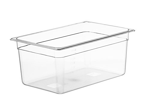LIPAVI C15 Sous Vide Container 18 quarts-NOT INCLUDED: L15 Rack and Lid for...