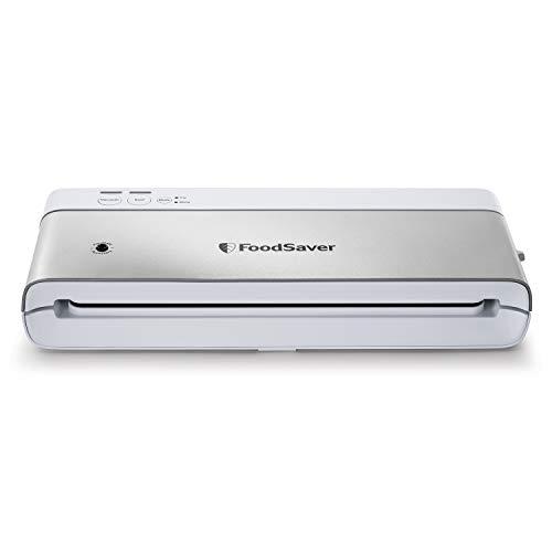 FoodSaver VS0160 Sealer PowerVac Compact Vacuum Sealing Machine, Vertical...