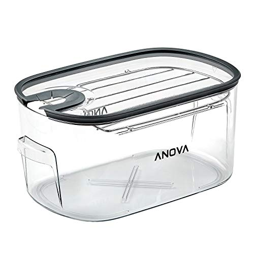 Anova Culinary ANTC01 Sous Vide Cooker Cooking container, Holds Up to 16L...