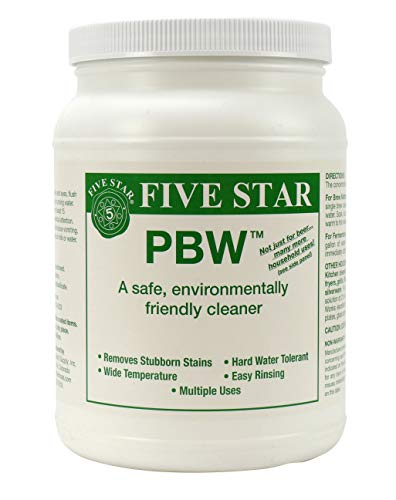 Five Star P.B.W. Cleanser - 4 Pounds