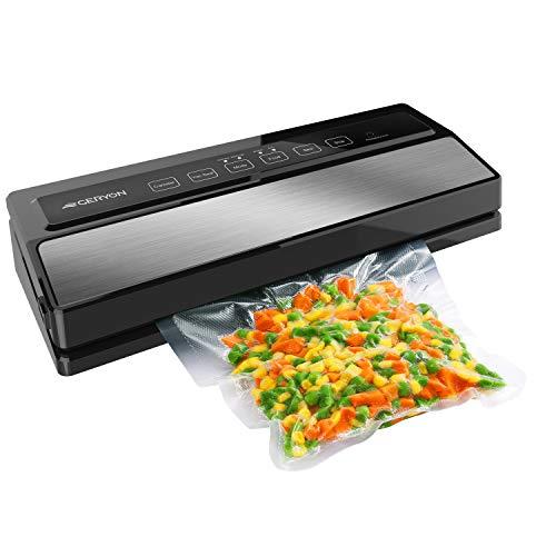 GERYON Vacuum Sealer Machine, Automatic Food Sealer for Food Savers w/...