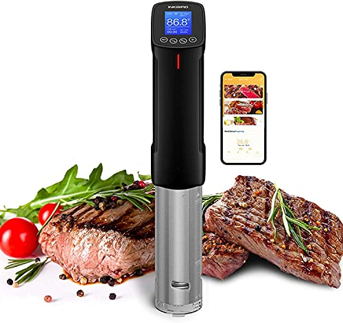 Inkbird WIFI Sous Vide Precision Cooker Thermal Immersion Circulator 1000...