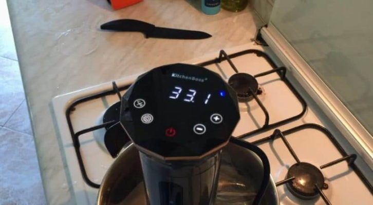 Kitchen Boss G300 and G310 Sous Vide Cooker Review