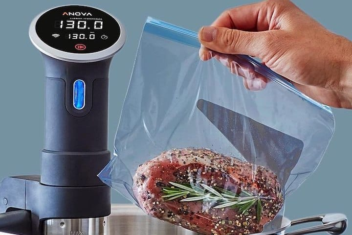Best Sous Vide Bags Ziplock, Reusable Silicone, or Vacuum Seal