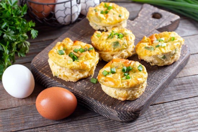 Keto Sous Vide Egg Bites