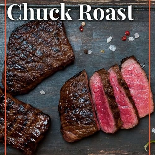 Sous Vide Chuck Roast Recipe