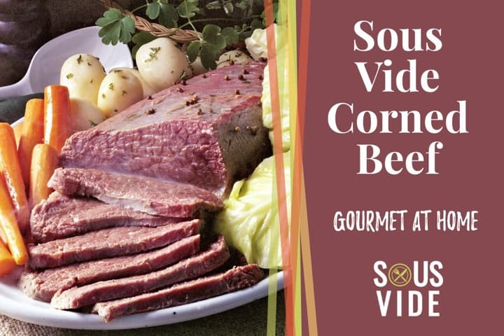 Sous Vide Corned Beef Recipe