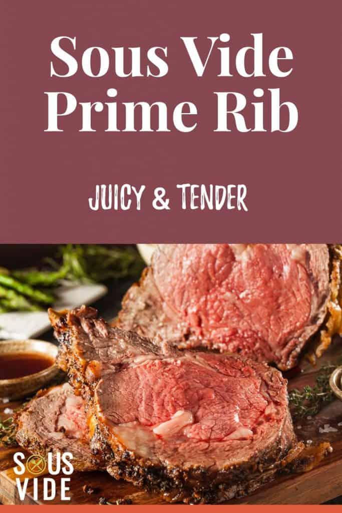 Sous Vide Prime Rib Recipe