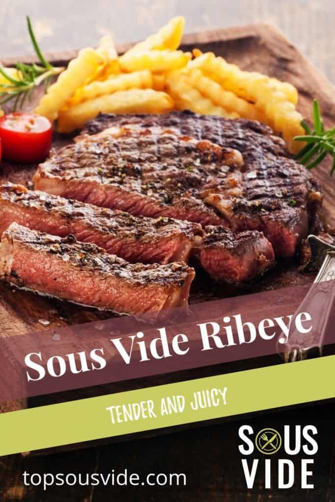 Sous Vide Ribeye Recipe